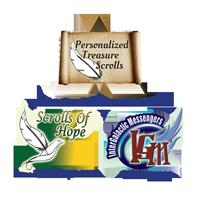 Good Scrolls Triangle Logo