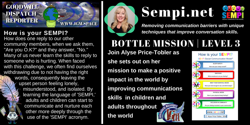 IGM Federation Bottle Mission