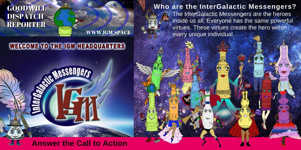 Who are the InterGalactic Messengers
